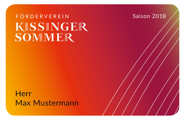 Kissinger Sommer 2019